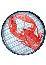 "Load image into Gallery viewer, Red Lobster 15"" Coco Tray"