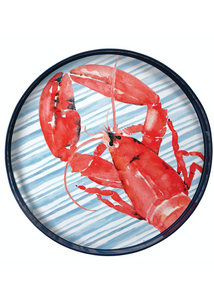 "Red Lobster 15"" Coco Tray"
