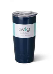 Swig 20oz Tumbler - Navy Blue