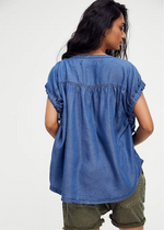 Load image into Gallery viewer, Summer Love Top- Indigo