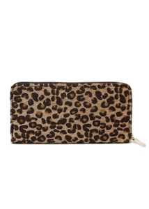 McKenzie Wallet - Cheetah