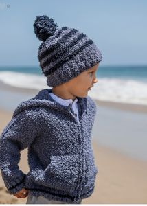 COZYCHIC® KID'S STRIPED HOODIES