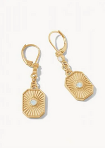 Radiant Window Earrings