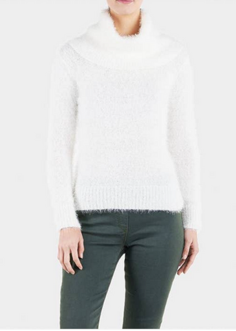 Featherweight Eyelash Sweater