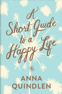 Book - A Short Guide to a Happy Life
