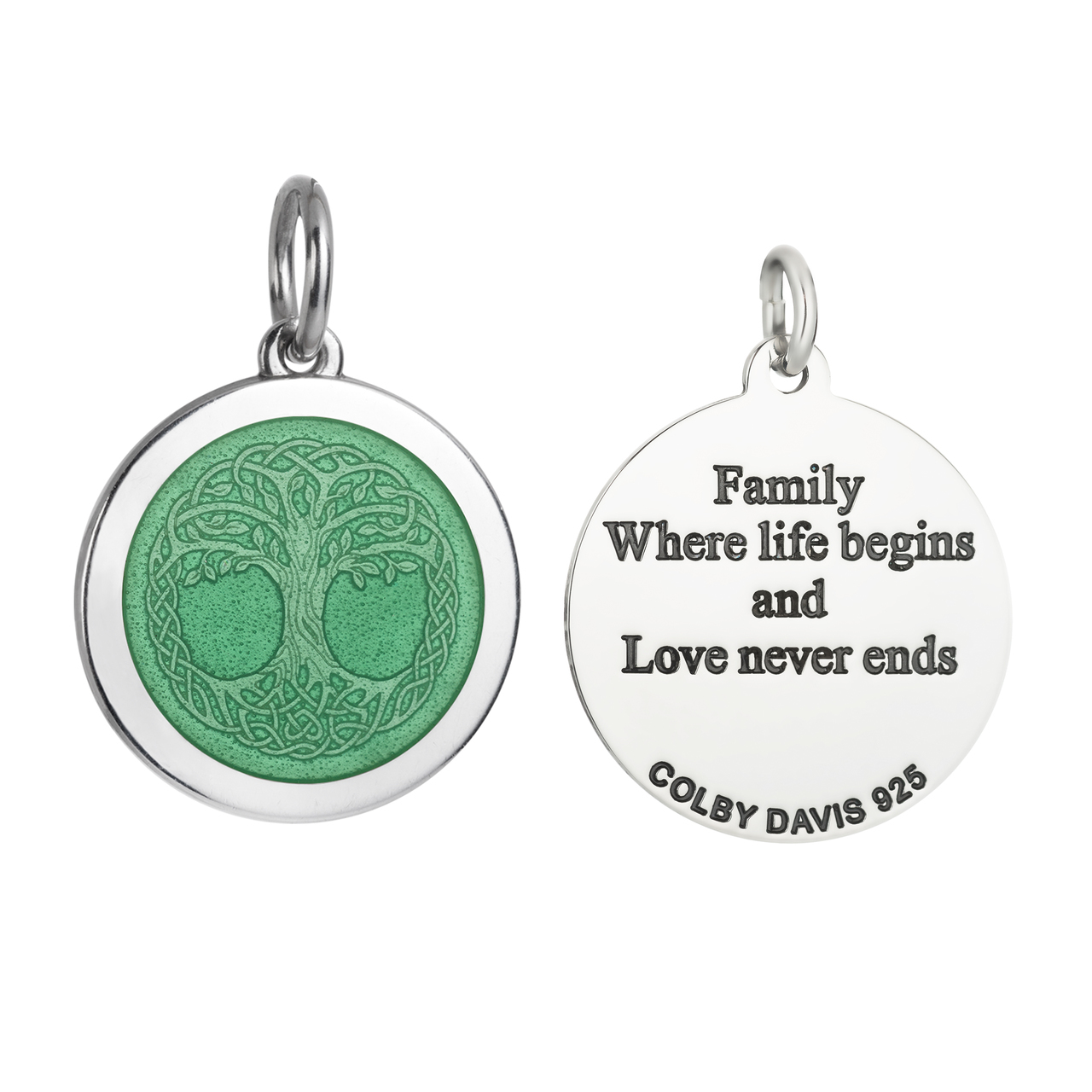 Colby Davis Pendant: Tree of Life