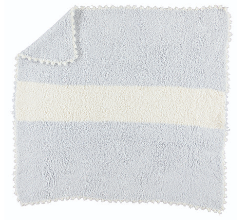 COZYCHIC STRIPED RECEIVING BLANKET - Assorted Colors