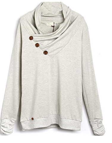 Casual Long Sleeve Knitted Blouse