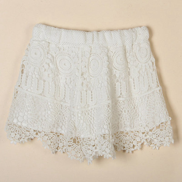 Lace  shorts - Knits and Mitts - 7