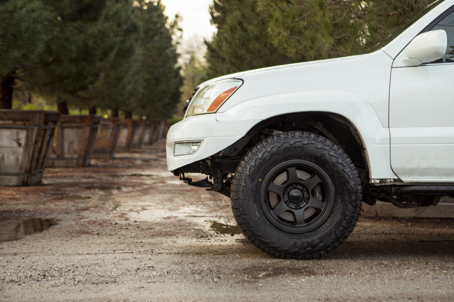 Offroad Monoblock Forged Wheels: Lighter and Stronger