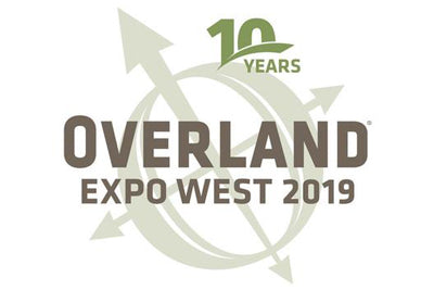 2019 OVERLAND EXPO WEST