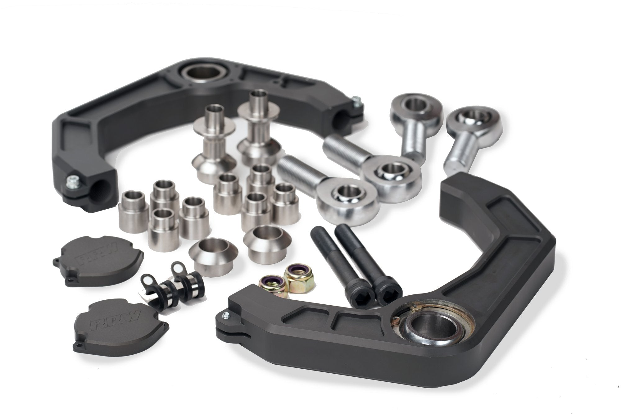 Billet 6061-T6 Aluminum Adjustable Upper Control Arms (UCA) - Toyota Tacoma/4Runner
