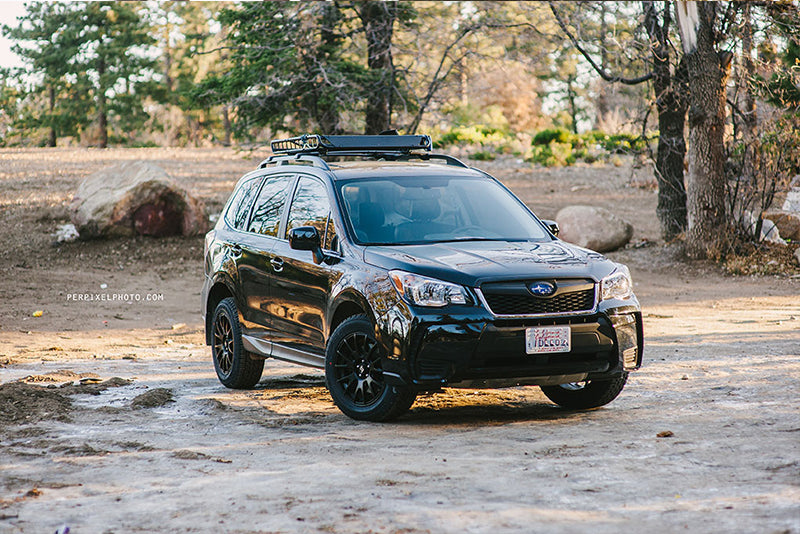 Forester SJ 4th Gen
