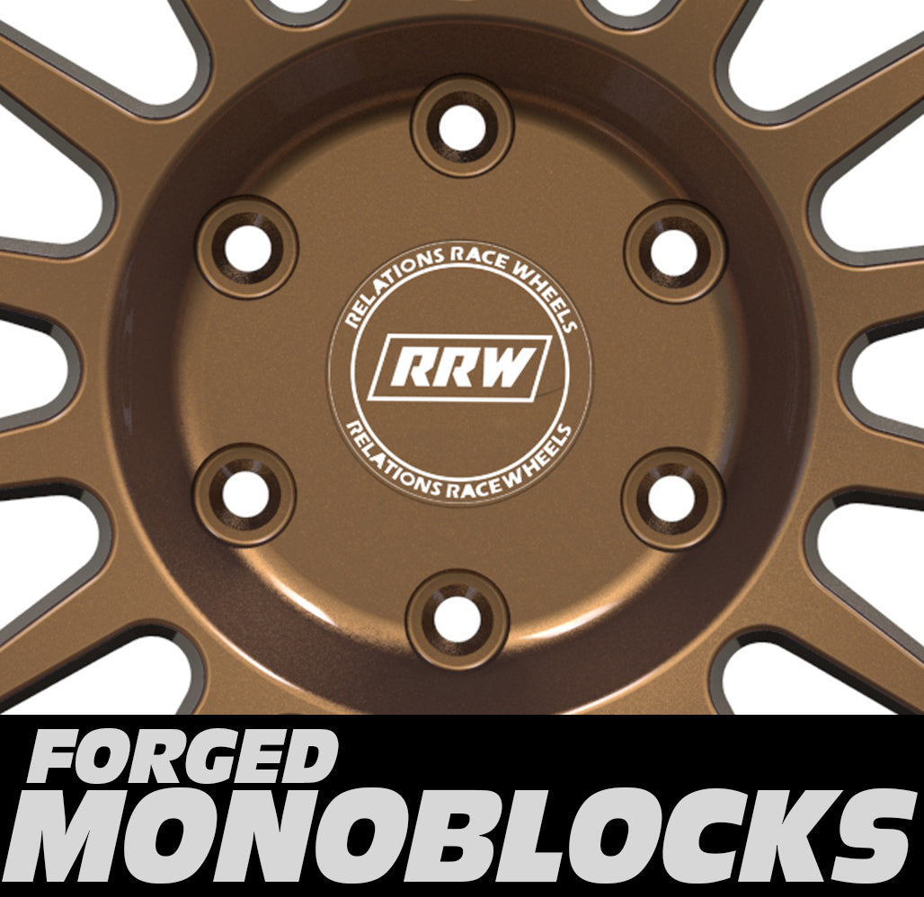 Forged Monoblocks