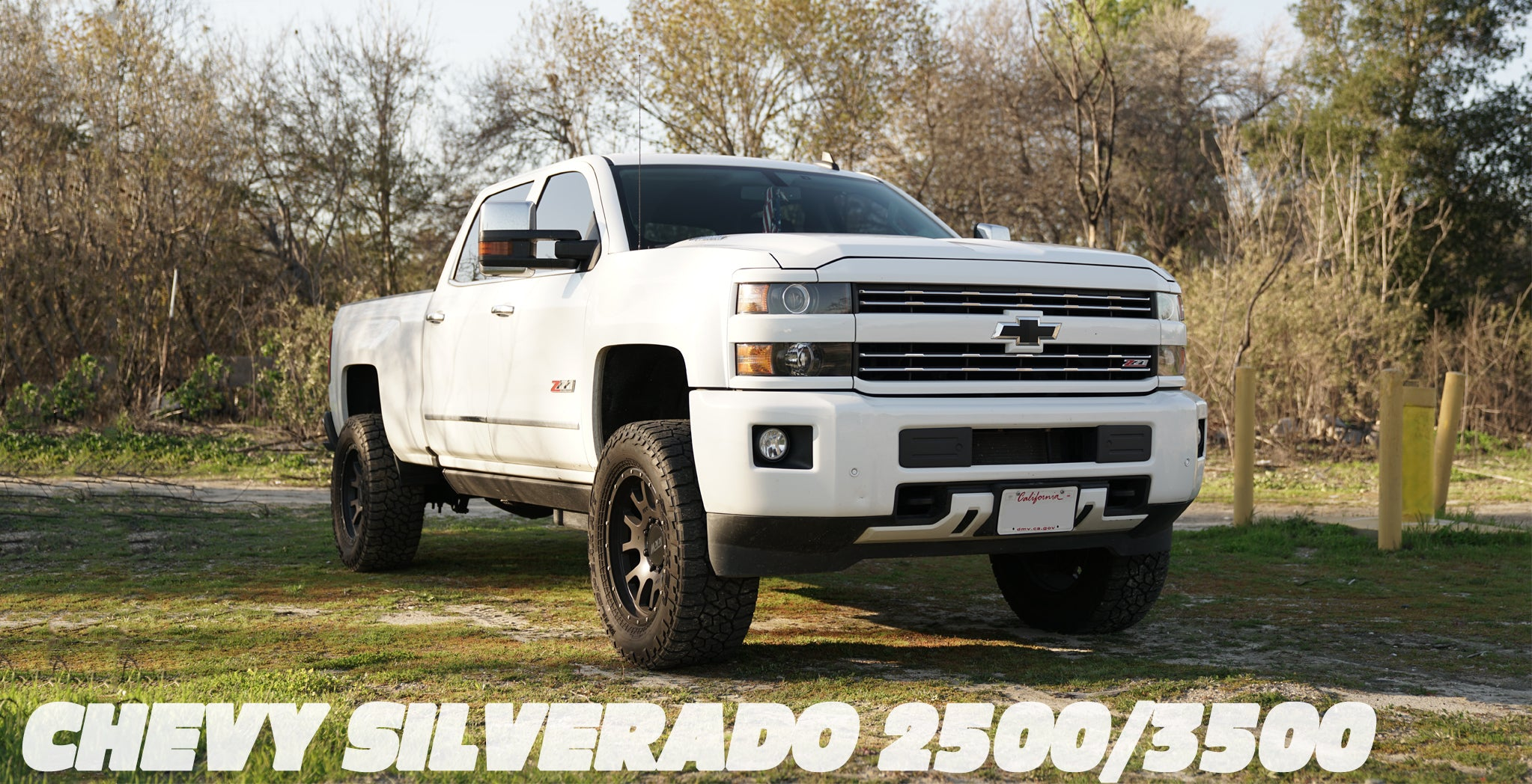 Chevy Silverado 2500 / 3500 HD Duramax | RRW - Relations Race Wheels