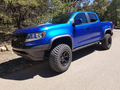 RR2-V 17x8.5 (6x120) | Chevy Colorado / ZR2
