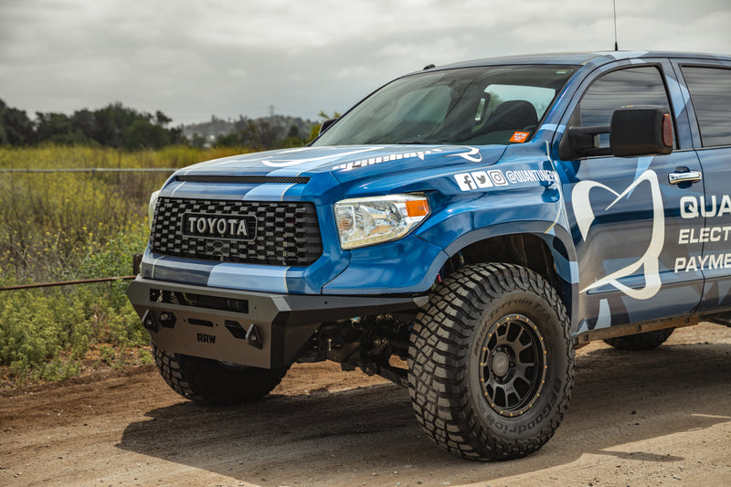 Stealth Front Bumper | Toyota Tundra