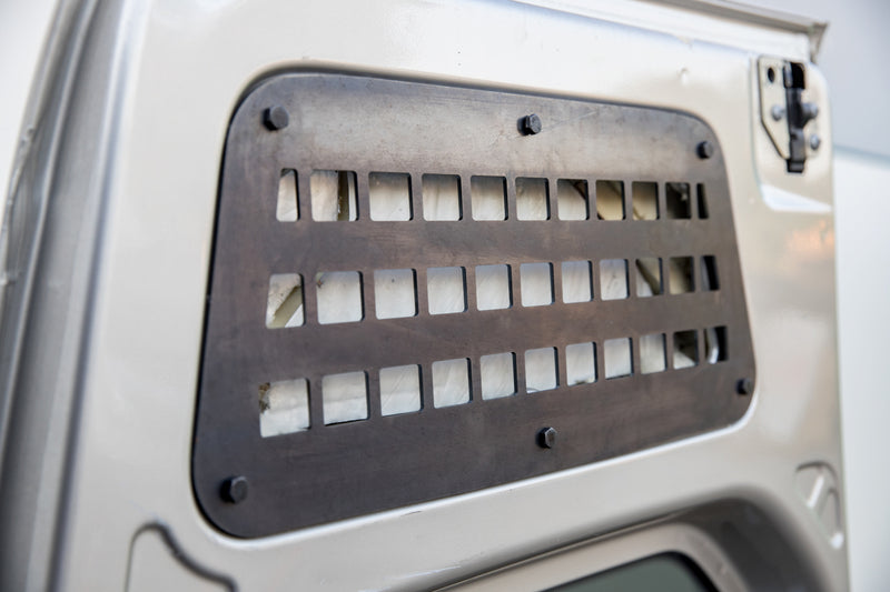 Molle Panel Storage System Kit | Mercedes Sprinter