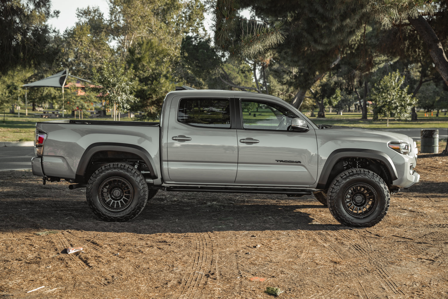 V4 Dom Bolt On Rock Sliders Toyota Tacoma Double Cab 3rd Gen 2016 Relations Race Wheels