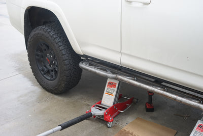 V2 Weld-It-Yourself Bolt-on Rock Slider Kit | Toyota 4Runner (2011-2020)