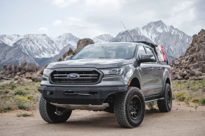 Ford Ranger (2019+) | Bolt-on Rock Sliders - DOM