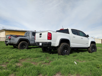 RR5-V 17x8.5 (6x120) | GMC Canyon (2015+)