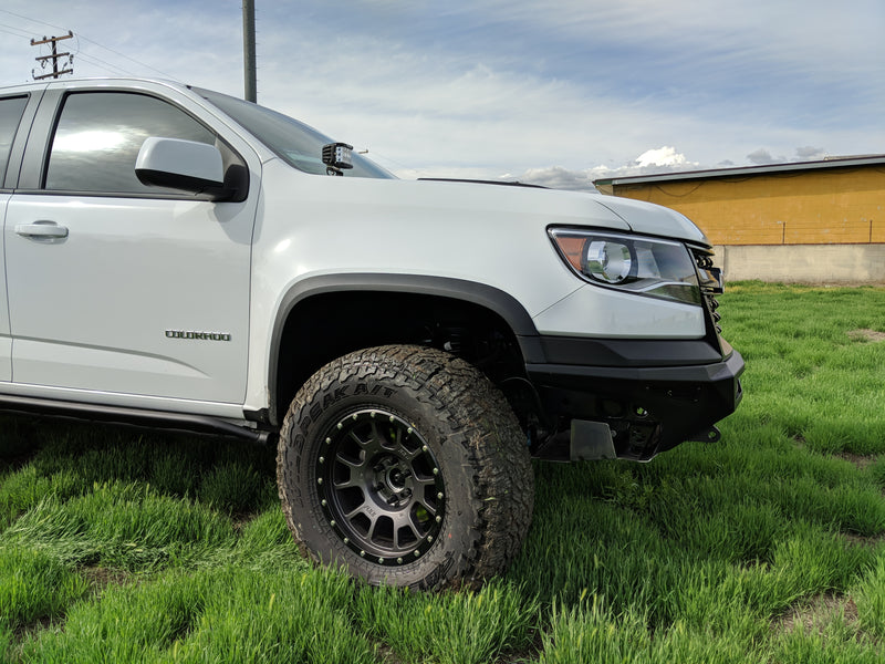 RR5-V 17x8.5 (6x120) | Chevy Colorado / ZR2