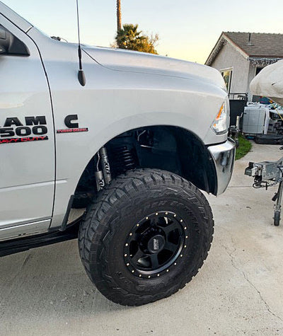 Final Sale: (1) RR4-V 17x8.5 (8x6.5 | 8x165.1) | Dodge Ram 2500/3500