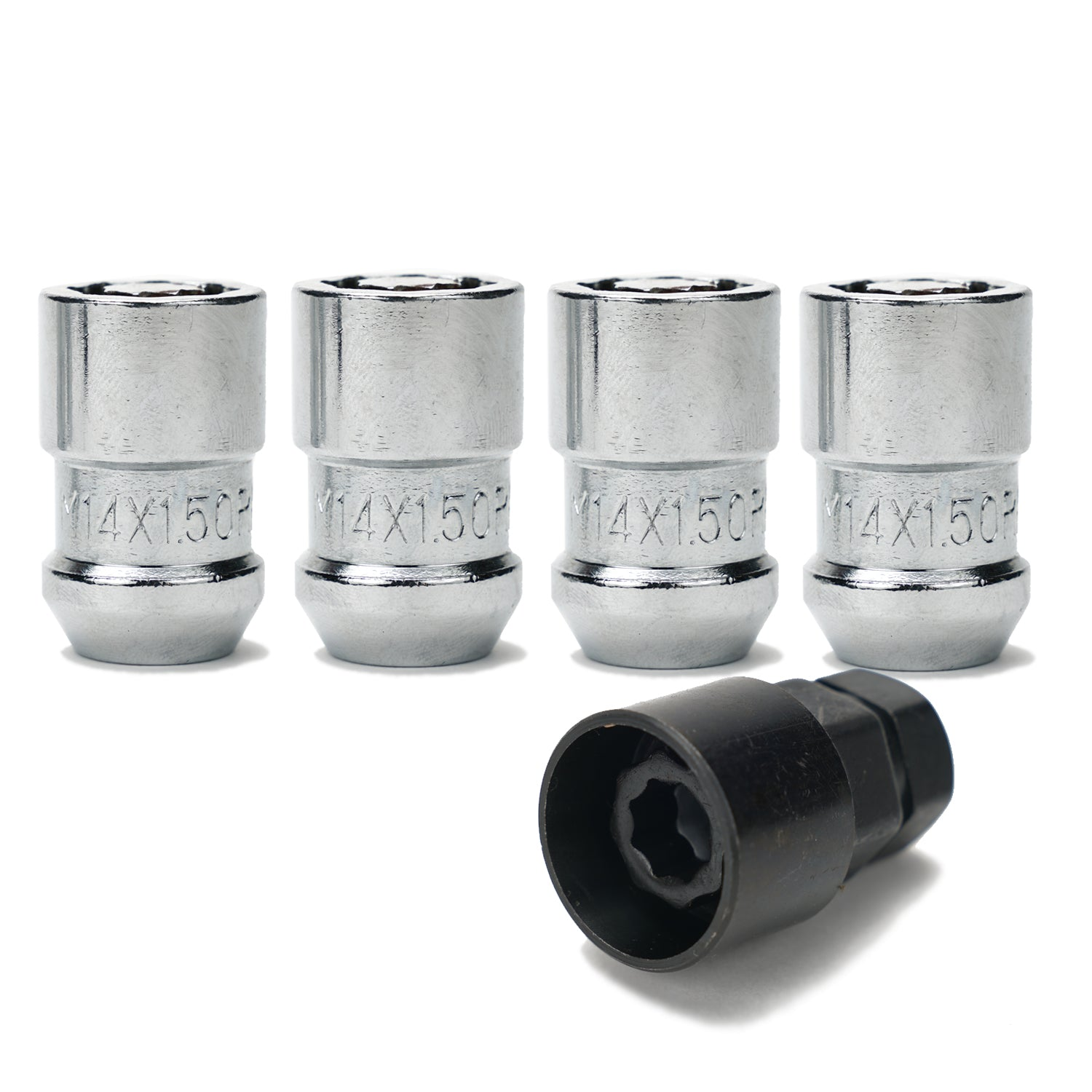 Chevy Colorado | ZR2 Wheel Lug Nut Locks M14x1.5