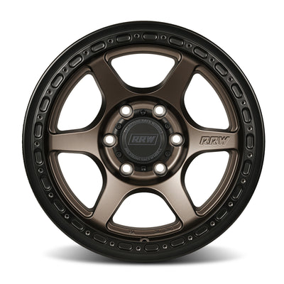 RR2-H 17x8.5 (6x5.5 | 6x139.7) Forged Monoblock | Toyota Tacoma / 4Runner
