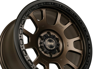 RR5-H 17x8.5 (6x120) Forged Monoblock | Chevy Colorado / ZR2
