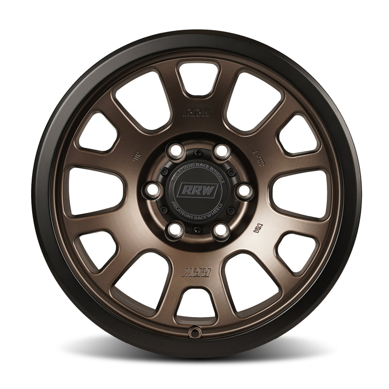 RR5-S 17x8.5 (6x5.5 | 6x139.7) Forged Monoblock | Toyota Tacoma / 4Runner