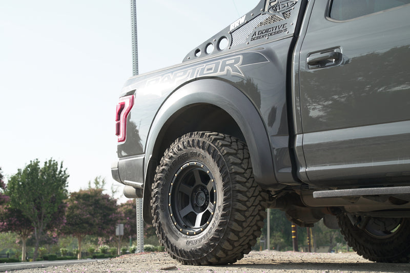 Open Box: (3) RR4-V 17x9 (6x135) | Ford F150 / F150 Raptor
