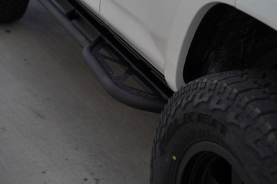 Toyota 4Runner 2011-2020 Bolt-on V1 Rock Sliders