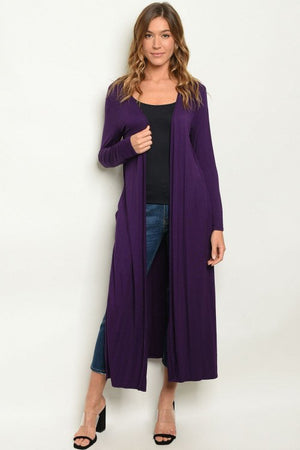 Violet Purple Duster