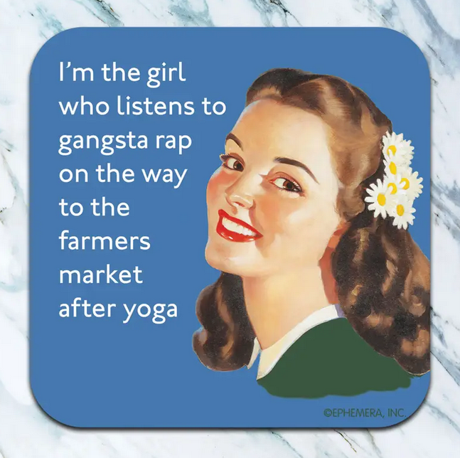Gangsta Rap Coaster