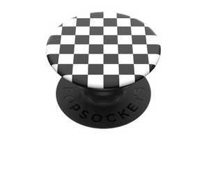Checker Black Popsocket