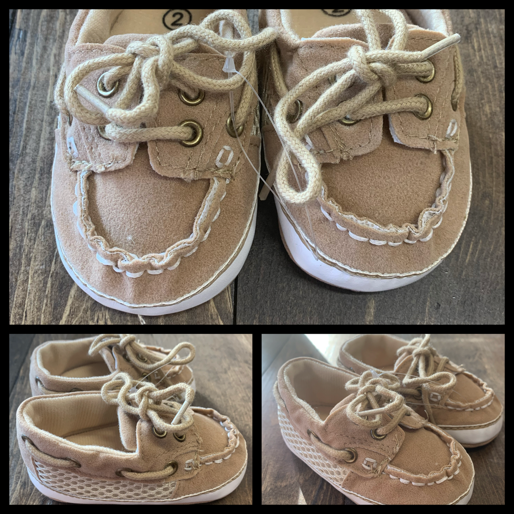 Infant Canvas Soft Soled Shoes