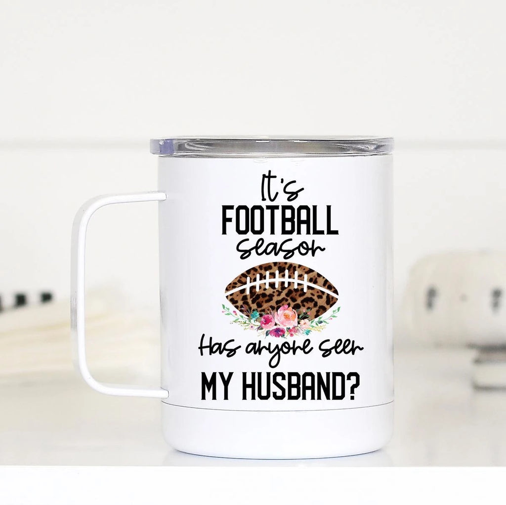 It's Football Season Travel Mug