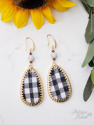 Lumber Jane Earrings