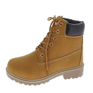 Twisted Tan Combat Boots