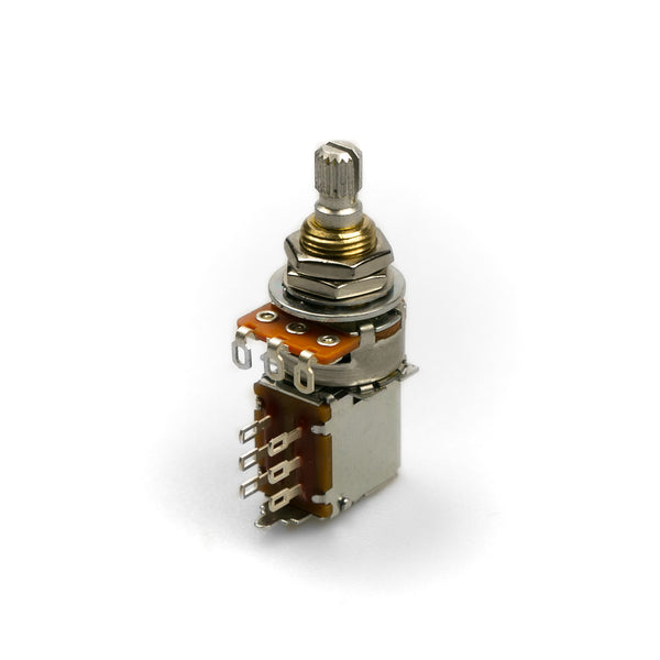 Noble 50k Potentiometer with DPDT Switch