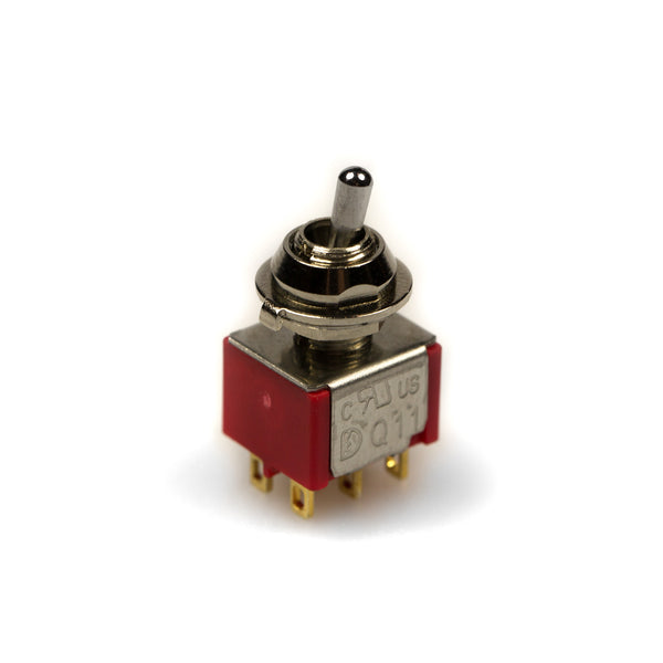 Pike DPDT Mini Toggle Switch