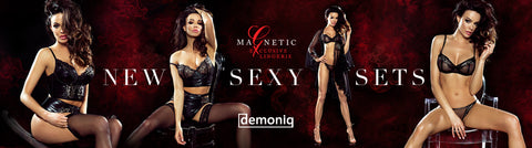Demoniq at Saucy Ladies Intimates
