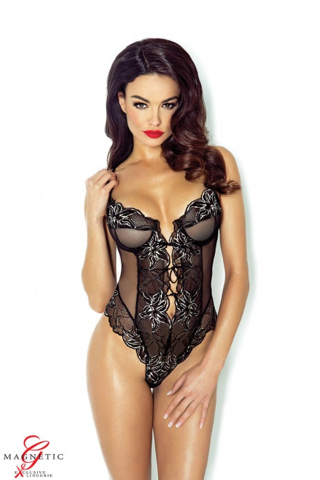 Demoniq Arlette Bodysuit - Saucy Ladies Intimates