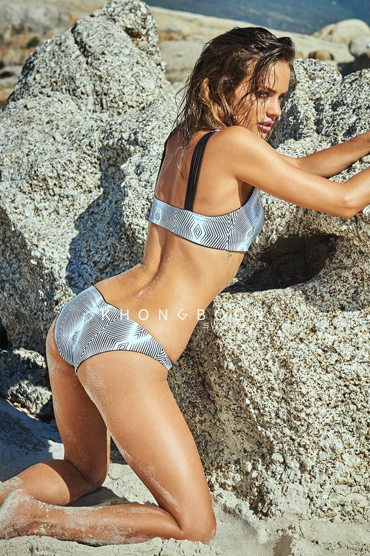 Khongboon Swimwear - Foggia Bikini - Saucy Ladies Intimates