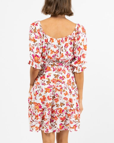 Eleanor Off Shoulder Dress - Saucy Ladies Intimates