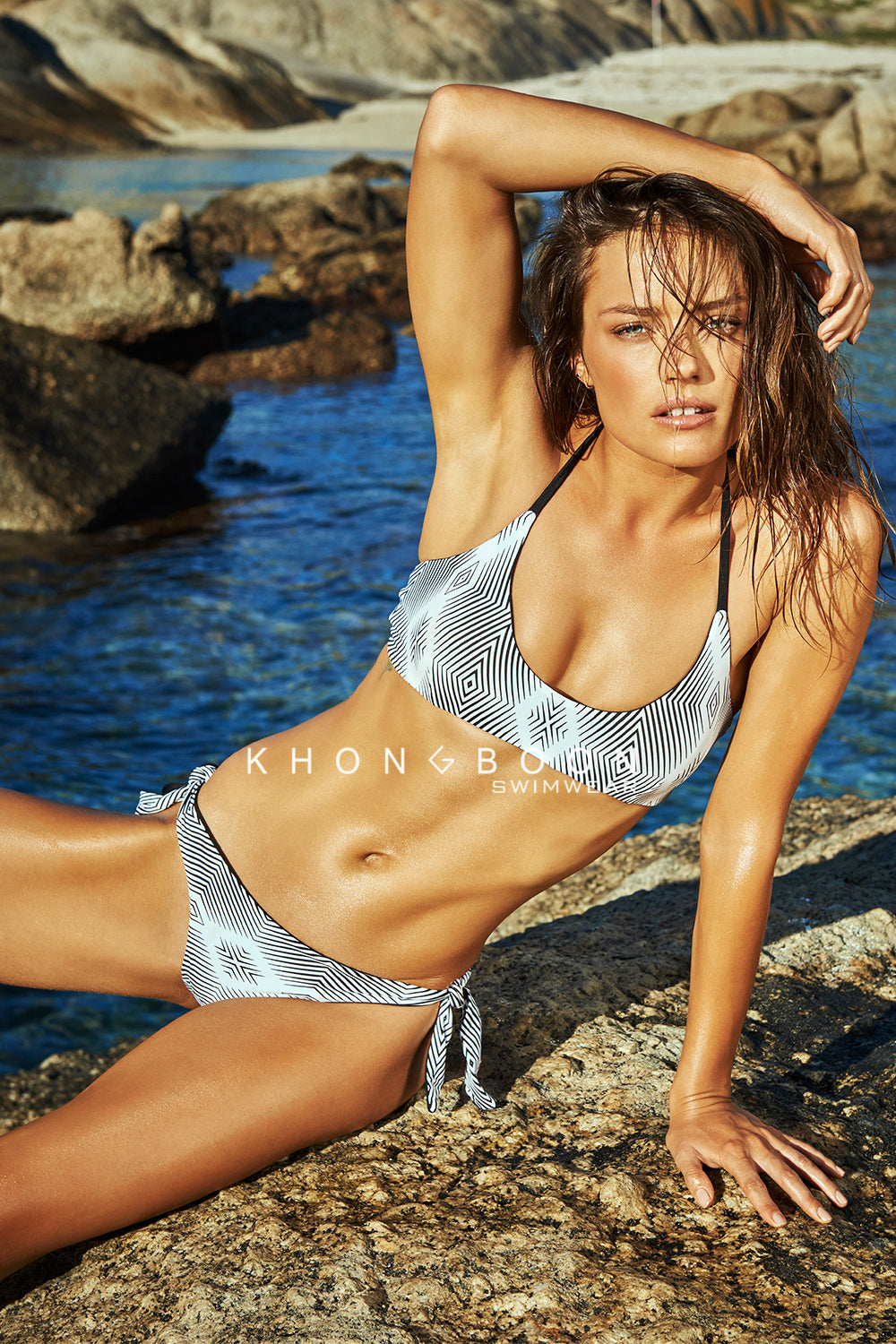 Khongboon Swimwear - Juzcar Bikini - Saucy Ladies Intimates