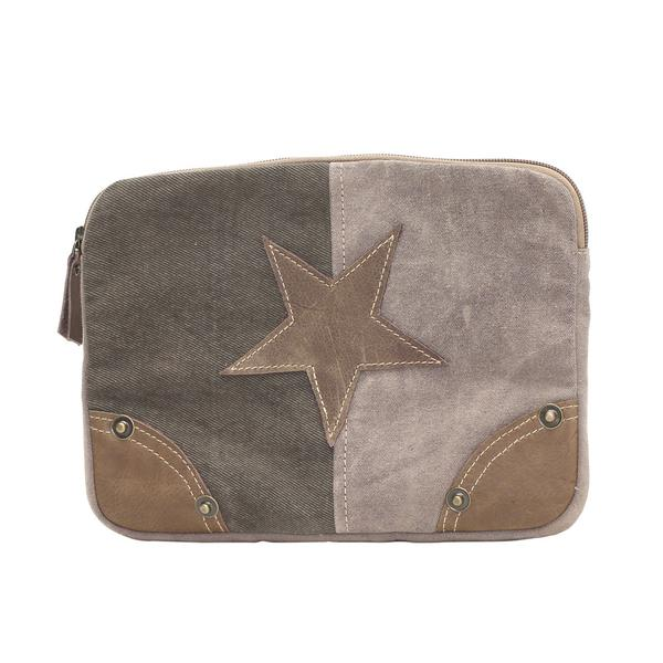 """Star On Canvas"" iPad Sleeve - Saucy Ladies Intimates"