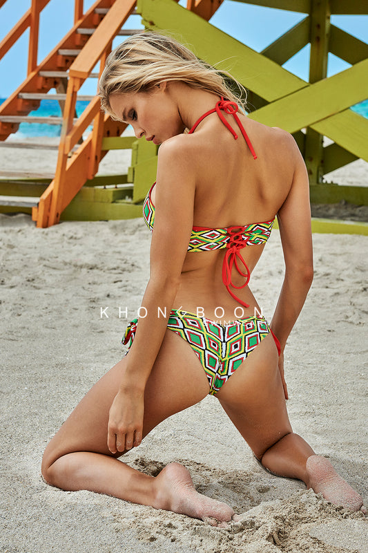 Khongboon Swimwear - Amore Bikini - Saucy Ladies Intimates